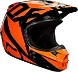 Fox Helmet V-1 Race, ECE Orange