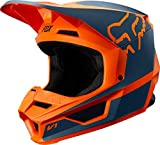 Fox Helmet Junior V-1 Przm Orange Ym